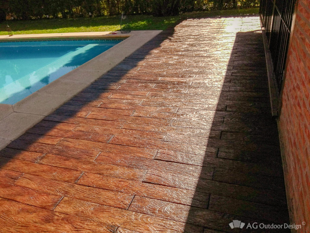 Deck sin mantenimiento Facil colocacion Lapacho AGOD • AG Outdoor Design