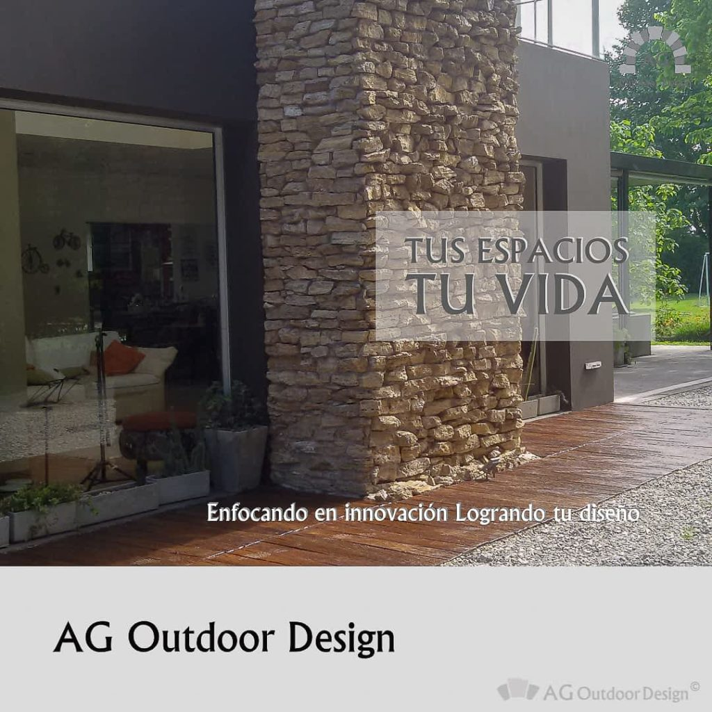 Espacios AG Outdoor Design • AG Outdoor Design