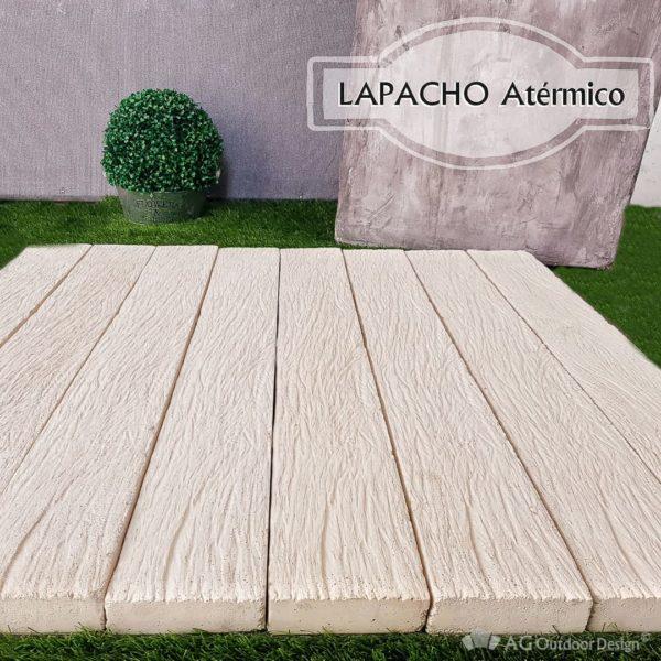 Decks y Durmientes ⋆ LAPACHO DECK ATÉRMICO ⋆ AG Outdoor Design