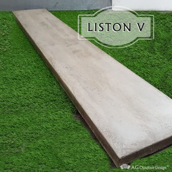 Decks y Durmientes ⋆ LISTON V ⋆ AG Outdoor Design