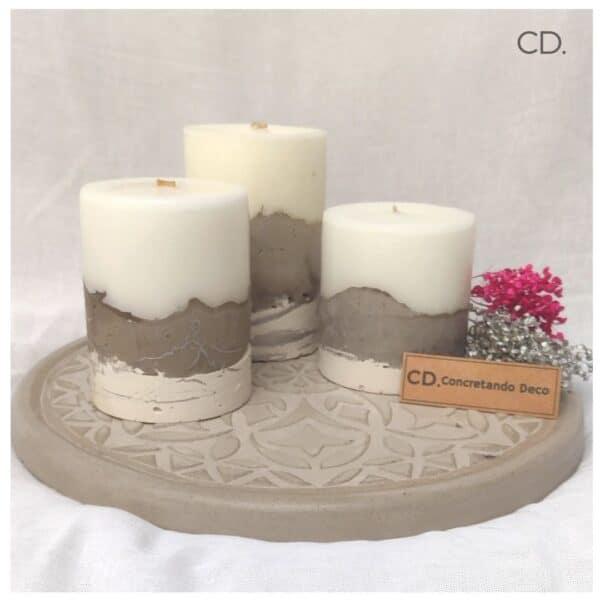 Velas Aromaticas CD sold by AG Outdoor Design CDCDVA00393 • AG Outdoor Design